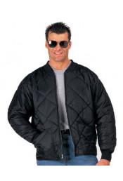 Стеганная летная куртка 7230