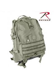 Транспортный зеленый рюкзак 7282