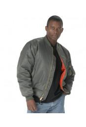 Летная курточка оливковая 7323