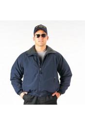 Демисезонная синяя курточка 7680