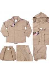 Военная куртка хаки 8254
