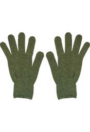 Полипропиленовые оливковые перчатки 8413