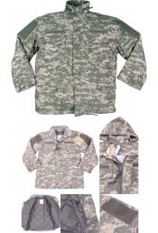 Курточка Цифровой камуфляж М-65 8540