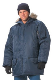 Темно-синяя куртка N-3B 9394
