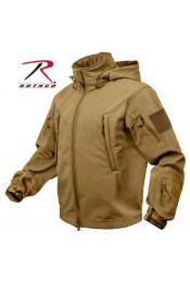 Легкая тактическая куртка койот 9867