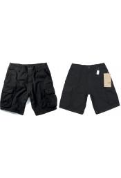 Десантные черные шорты 2130