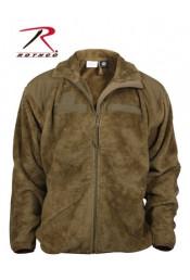 Флисовая курточка койот 9735