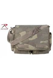 Винтажная камуфляжная сумка 9748