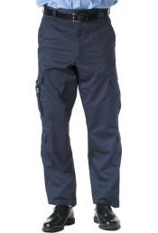 Темно-синие брюки E.M.T. 9841