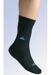 Водонепроницаемые черные носки 2192