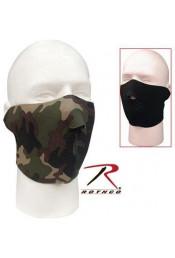 Реверсивная короткая маска камуфляжная 2201