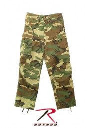 Винтажные камуфляжные брюки М-65 2605