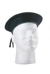 Черный шерстяной берет ULTRA FORCE 4907
