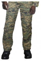 Армейские камуфляжные брюки 5217