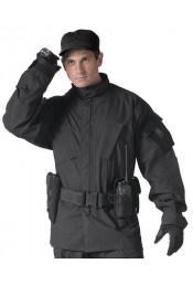 Черная форменная курточка SDU 5450