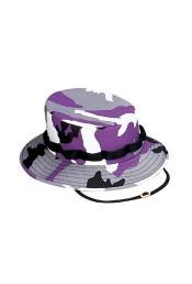 Шляпа JUNGLE фиолетовый камуфляж 5474