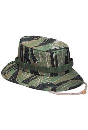 Шляпа JUNGLE тигровый камуфляж 5539