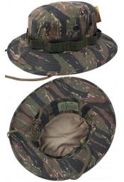 Шляпа Boonie ULTRA FORCE тигровый камуфляж 5816