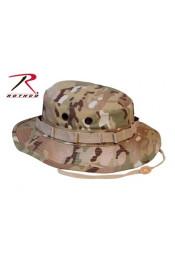 Шляпа в стиле Boonie мультикамуфляж 5892