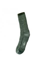Оливковые шерстяные носки WIGWAM 6165