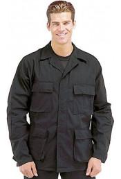 Черная рубашка B.D.U. S.W.A.T. 6210