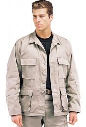 Рубашка BDU цвета хаки 7900