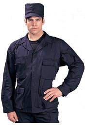 Рубашка BDU темно-синяя 7952