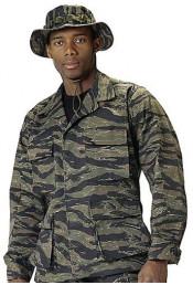 Рубашка BDU тигровый камуфляж 7990