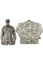 Рубашка BDU цифровой камуфляж 8695