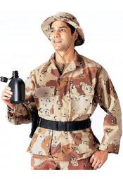 Рубашка B.D.U. пустынный камуфляж 8837