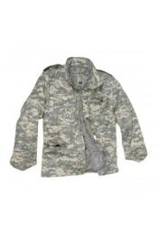 Куртка M-65 Max Fuchs ACU digital c подстежкой