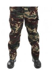 Камуфляжные брюки Охрана