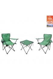 Туристический набор Стол и стулья
