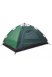 Палатка-автомат зеленая